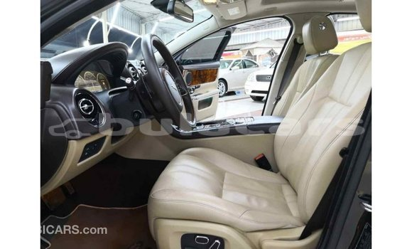 Buy Import Jaguar XJ Black Car in Import - Dubai in Central