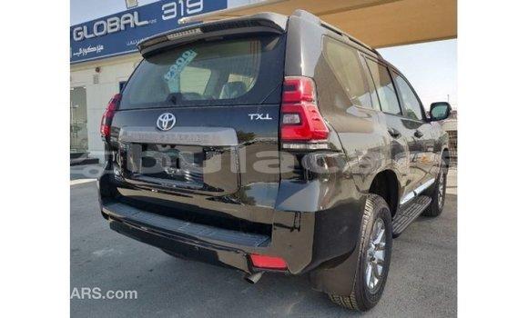 Buy Import Toyota Prado Black Car in Import - Dubai in Central