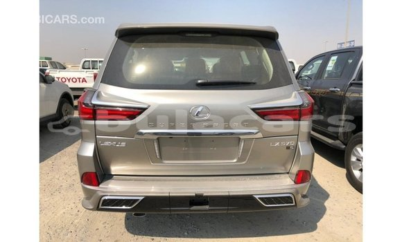 Buy Import Lexus LX Grey Car in Import - Dubai in Central