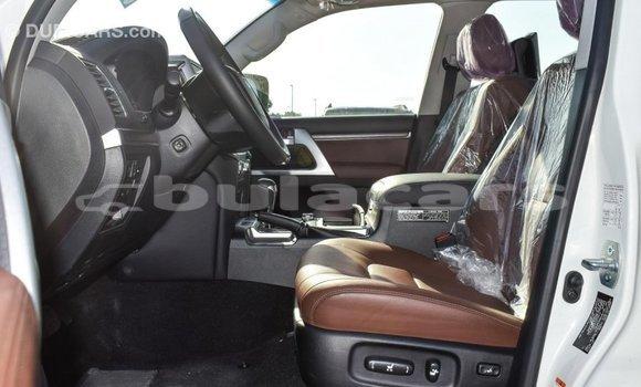 Buy Import Toyota Land Cruiser White Car in Import - Dubai in Central