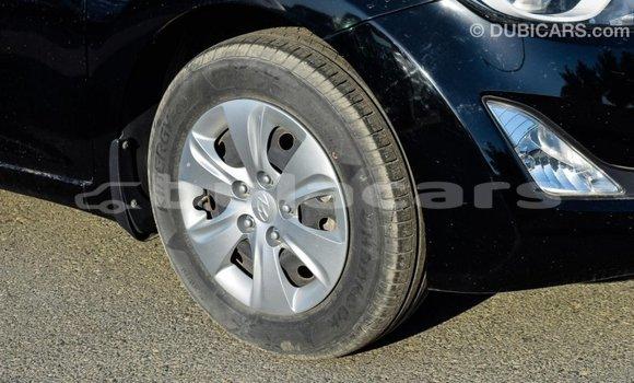 Buy Import Hyundai Elantra Black Car in Import - Dubai in Central