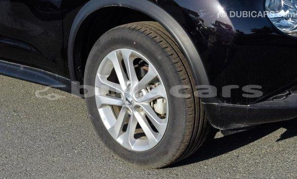 Buy Import Nissan Juke Black Car in Import - Dubai in Central
