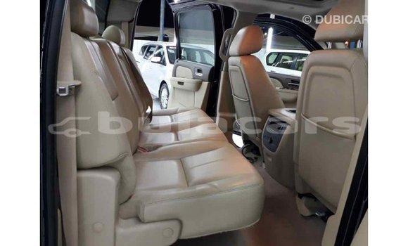 Buy Import Chevrolet Silverado Black Car in Import - Dubai in Central