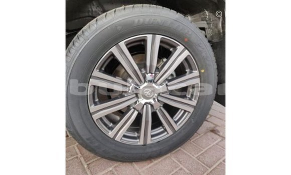Buy Import Toyota Land Cruiser Grey Car in Import - Dubai in Central