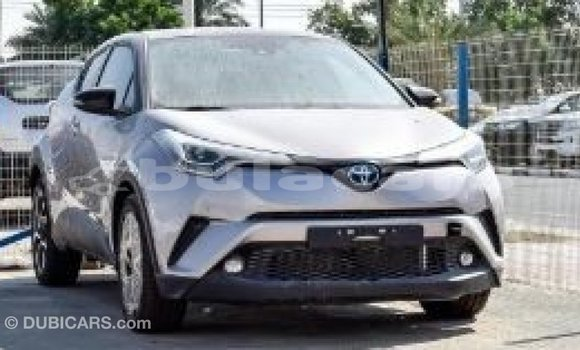 Buy Import Toyota C-HR Grey Car in Import - Dubai in Central
