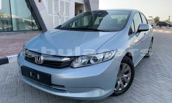 Buy New Honda Civic Blue Car in Pacific Harbour in Central