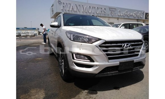 Buy Import Hyundai Tucson Grey Car in Import - Dubai in Central