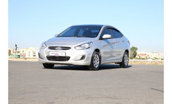 Buy Import Hyundai Accent Grey Car in Import - Dubai in Central