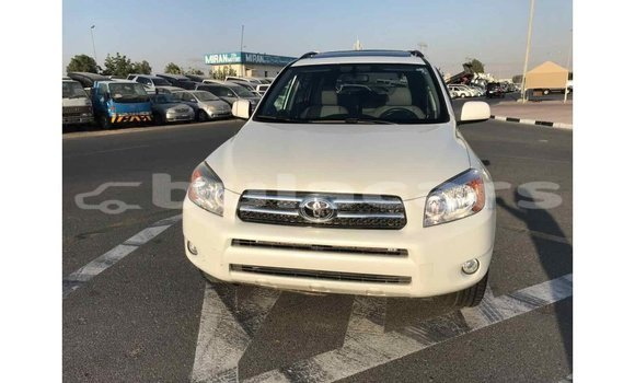 Buy Import Toyota 4Runner White Car in Import - Dubai in Central
