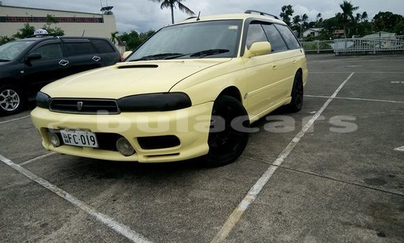 Buy Used Subaru LegacyGT Other Car in Sigatoka in Western