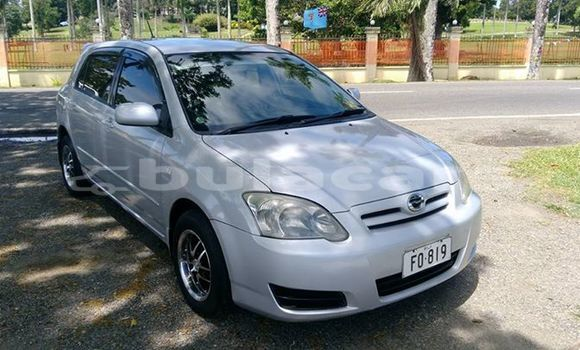 Buy Used Toyota Runx Other Car in Namosi in Central