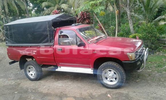 Buy Used Toyota Hilux Other Car in Levuka in Eastern