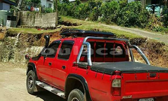 Buy Used Toyota Hilux Other Car in Korovou in Central
