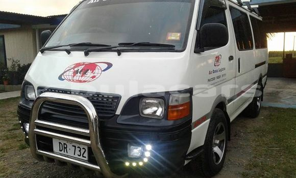 Buy Used Toyota Hiace Other Car in Nadi in Western