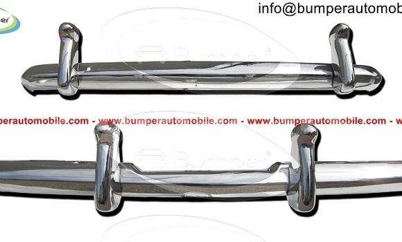 Medium with watermark rolls royce silver cloud bumper by stainless steel 1