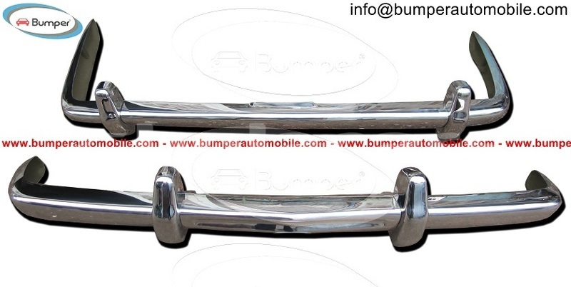Big with watermark rolls royce silver shadow bumper in stainless steel 4