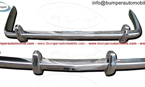 Medium with watermark rolls royce silver shadow bumper in stainless steel 4