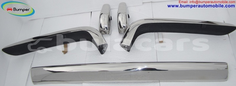 Big with watermark rolls royce silver shadow bumper in stainless steel