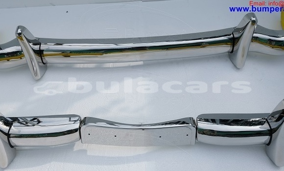 Medium with watermark full set for mercedes 220s coupe bumper 2