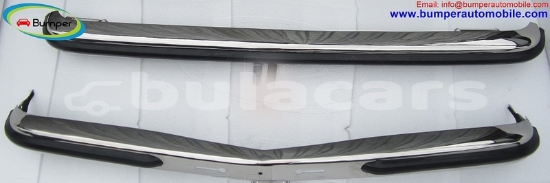 Big with watermark mercedes w123 sedan bumper