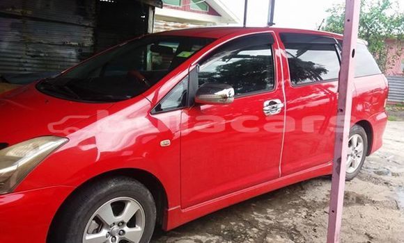 Buy Used Toyota Wish Other Car in Korokade in Northern
