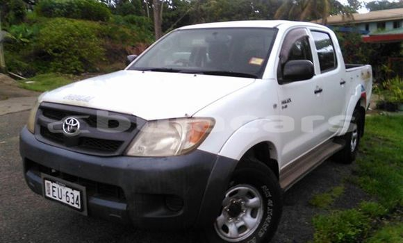Buy Used Toyota Hilux Other Car in Namosi in Central