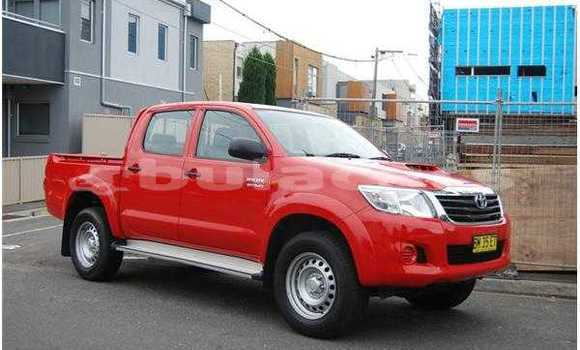 Buy Used Toyota Hilux Other Car in Vatukoula in Western