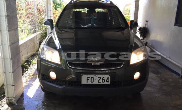 Buy Used Chevrolet Captiva Other Car in Sigatoka in Western