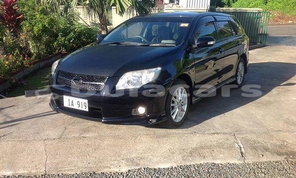 Buy Used Toyota Fielder Other Car in Vatukoula in Western