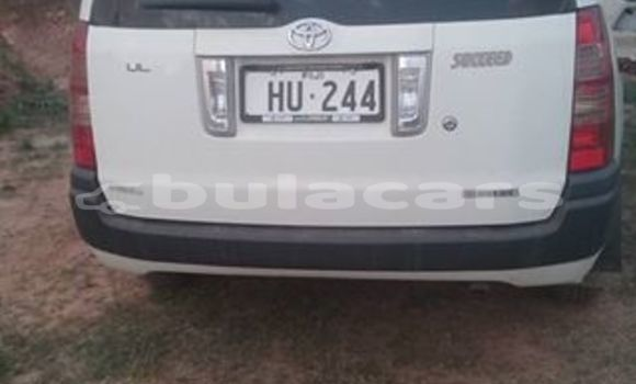 Buy Used Toyota Succeeed Other Car in Nadi in Western