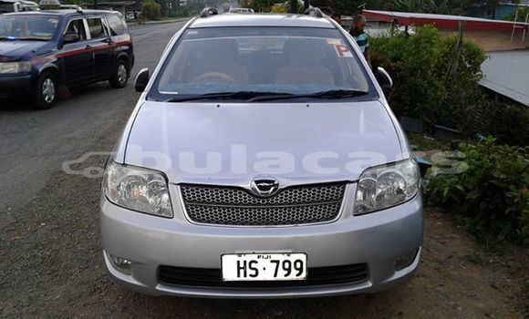Buy Used Toyota Fielder Other Car in Tavua in Western