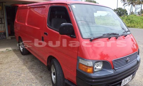 Buy Used Toyota Hiace Other Car in Vunisea in Eastern
