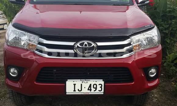 Buy Used Toyota Hilux Other Car in Vunisea in Eastern