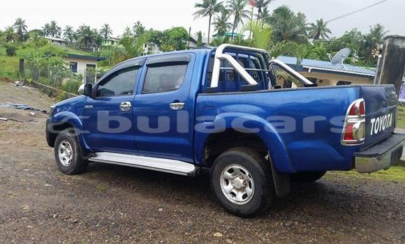 Buy Used Toyota Hilux Other Car in Nadi in Western