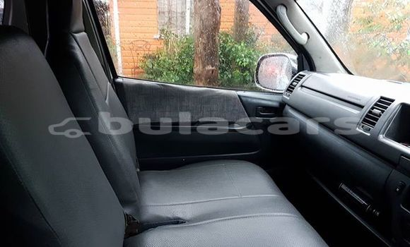 Buy Used Toyota Hiace Other Car in Suva in Central