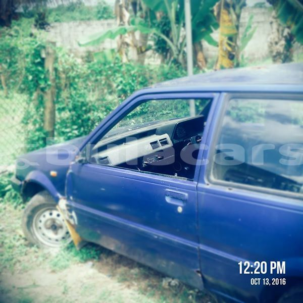 Buy Used Toyota Starlet Other Car in Labasa in Northern
