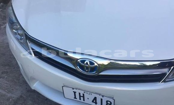 Buy Used Toyota Sai Other Car in Nadi in Western