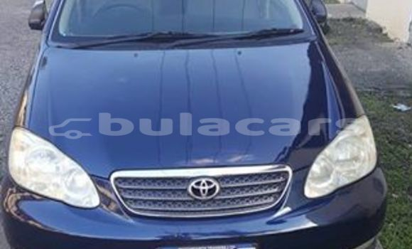 Buy Used Toyota Corolla Other Car in Tubou in Eastern