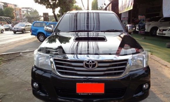 Buy Used Toyota Hilux Other Car in Savusavu in Northern