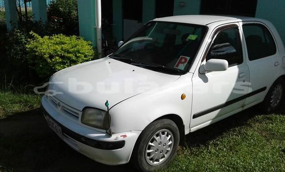 Buy Used Nissan March Other Car in Nadi in Western