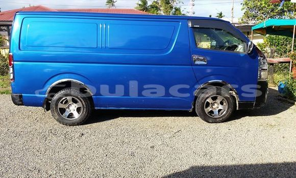 Buy Used Toyota Hiace Other Car in Lautoka in Western