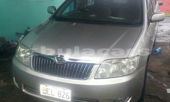 Buy Used Toyota Fielder Other Car in Levuka in Eastern