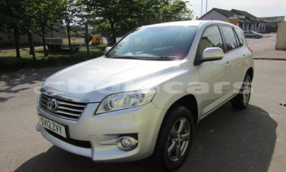 Buy Used Toyota RAV4 Silver Car in Savusavu in Northern