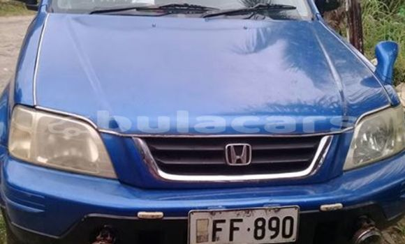 Buy Used Honda CRV Blue Car in Suva in Central