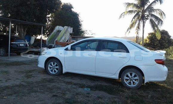 Buy Used Toyota Corolla White Car in Nadi in Western