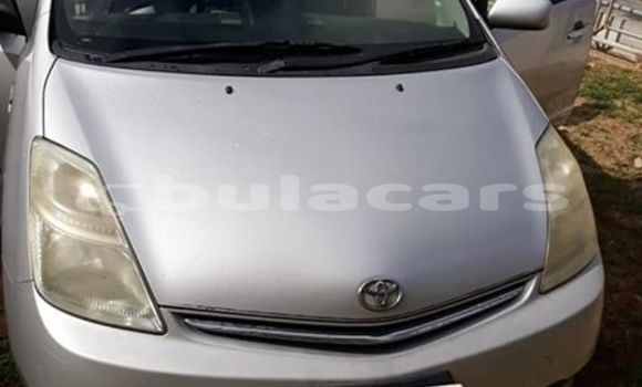Buy Used Toyota Prius Silver Car in Suva in Central