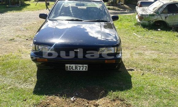Buy Used Nissan Bluebird Black Car in Suva in Central