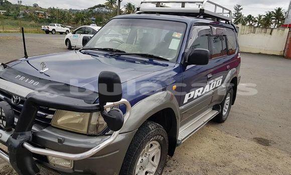 Buy Used Toyota Prado Other Car in Suva in Central