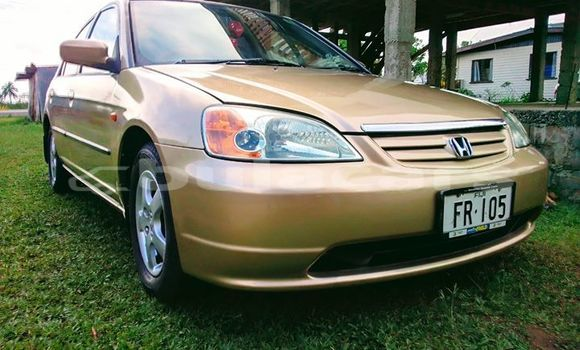 Buy Used Honda Civic Brown Car in Suva in Central