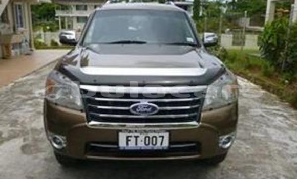 Buy Used Ford Everest Other Car in Levuka in Eastern